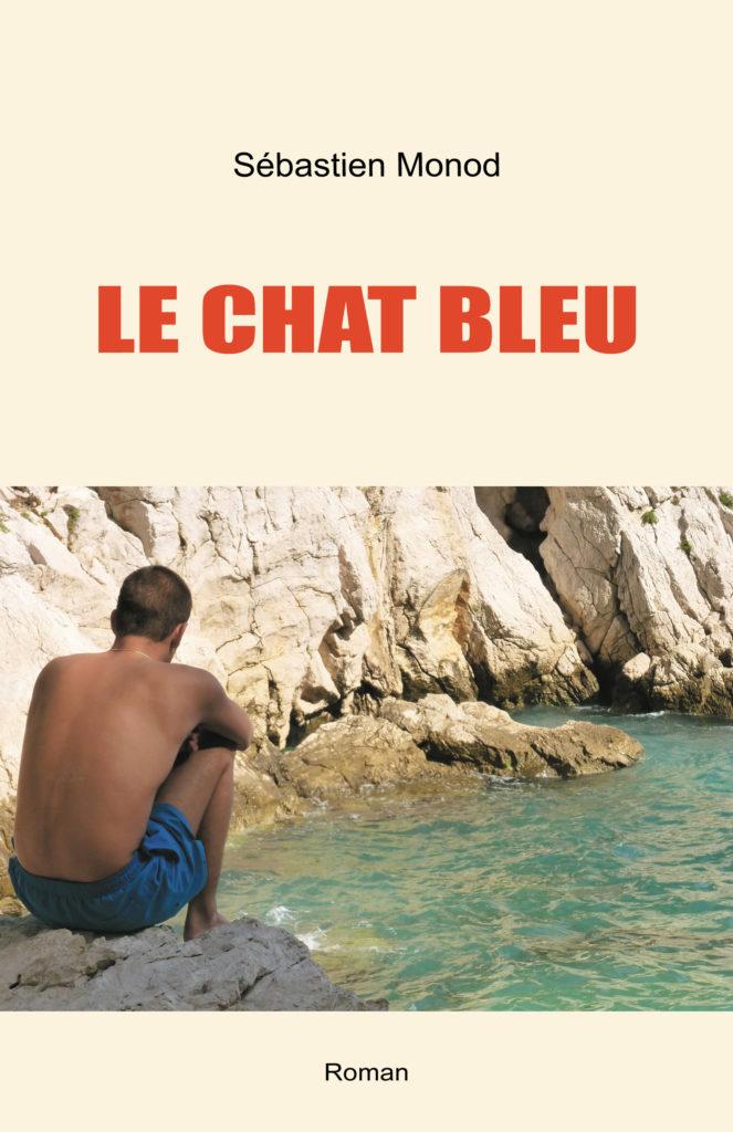 Couverture Le Chat bleu